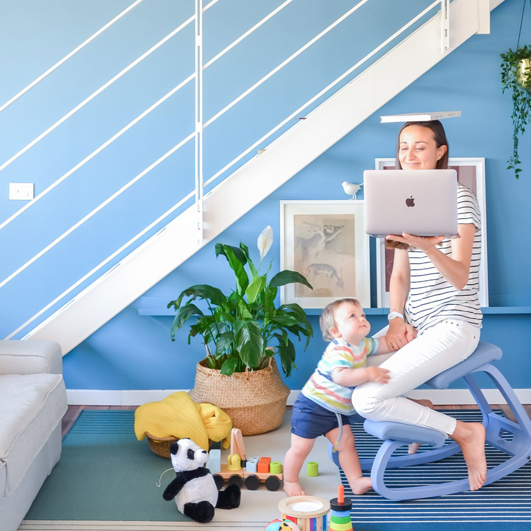 Ergocasa - Ergonomia e Benessere - sedia ergonomica smart working